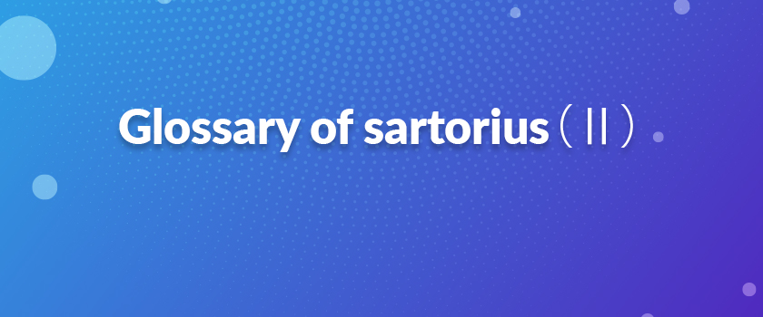 glossary-of-sartorius(Ⅱ)