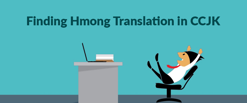 Finding-Hmong-Translation-in-CCJK