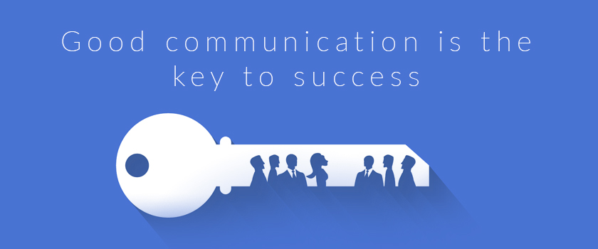 Good-communication-is-the-key-to-success