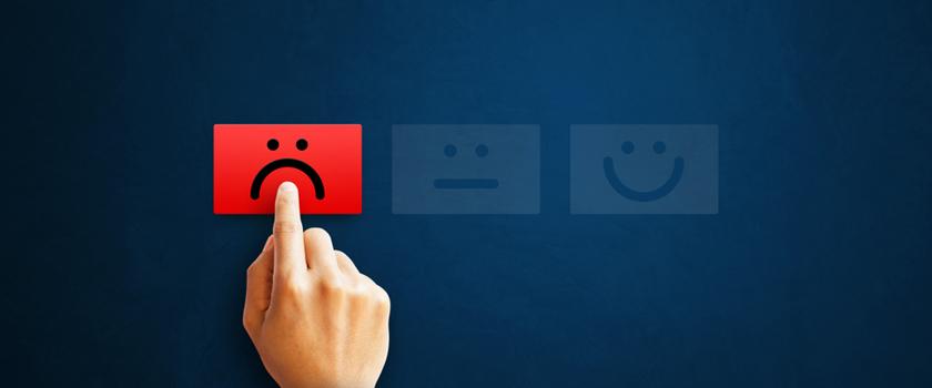 Negative-client-feedbacks