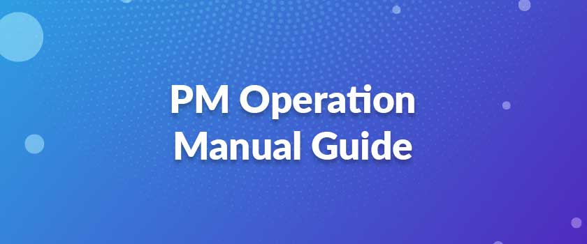 PM-Operation-Manual-Guide