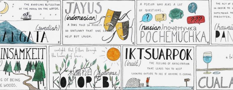 Untranslatable Words Wonder Words