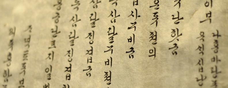 North Korea and language