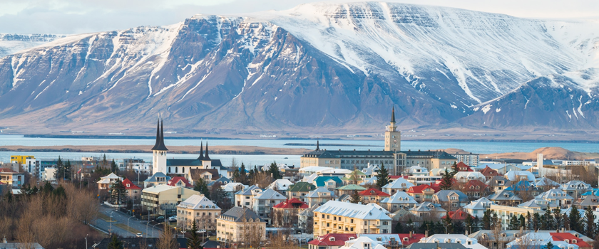 Language spoken in Iceland