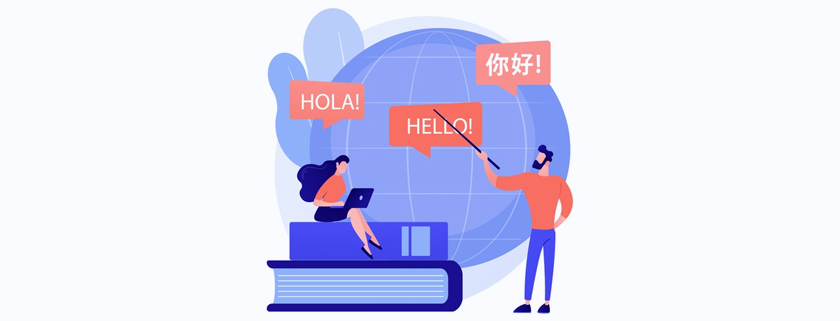 Understanding the Impact of Internet on Language