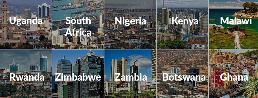english-speaking-countries-in-africa