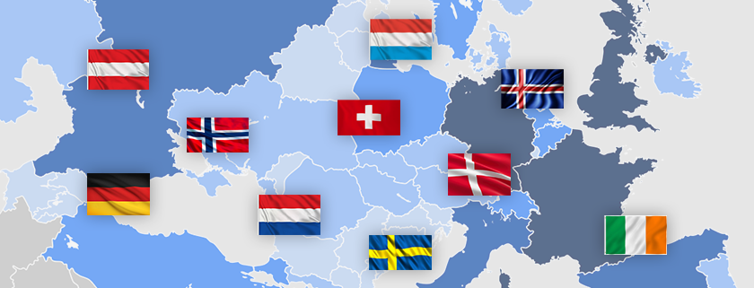 Richest Countries in Europe