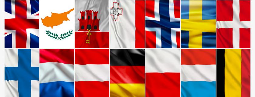 english-speaking-countries-in-europe
