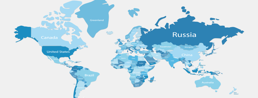 how-many-countries-are-there-in-the-world