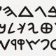 How alphabets came into being